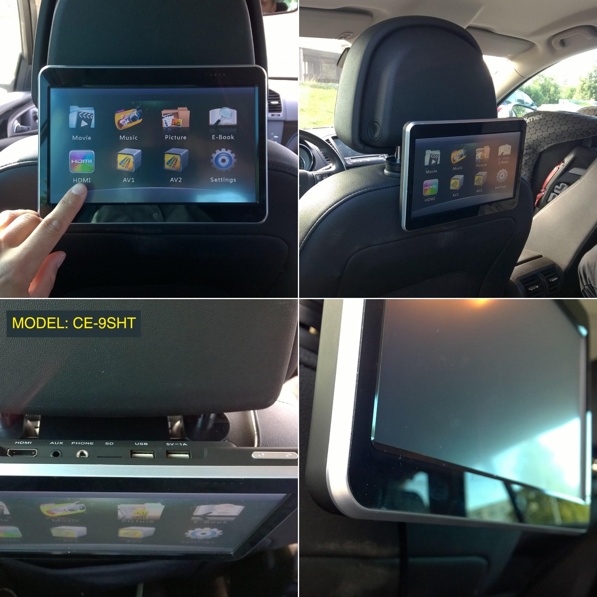 d67573708e5 Monitor peatoe külge USB / HDMI - CarSec