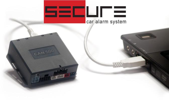 Šecure C500 alarm