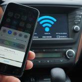 telefonipilt autoekraanil airplay miracast